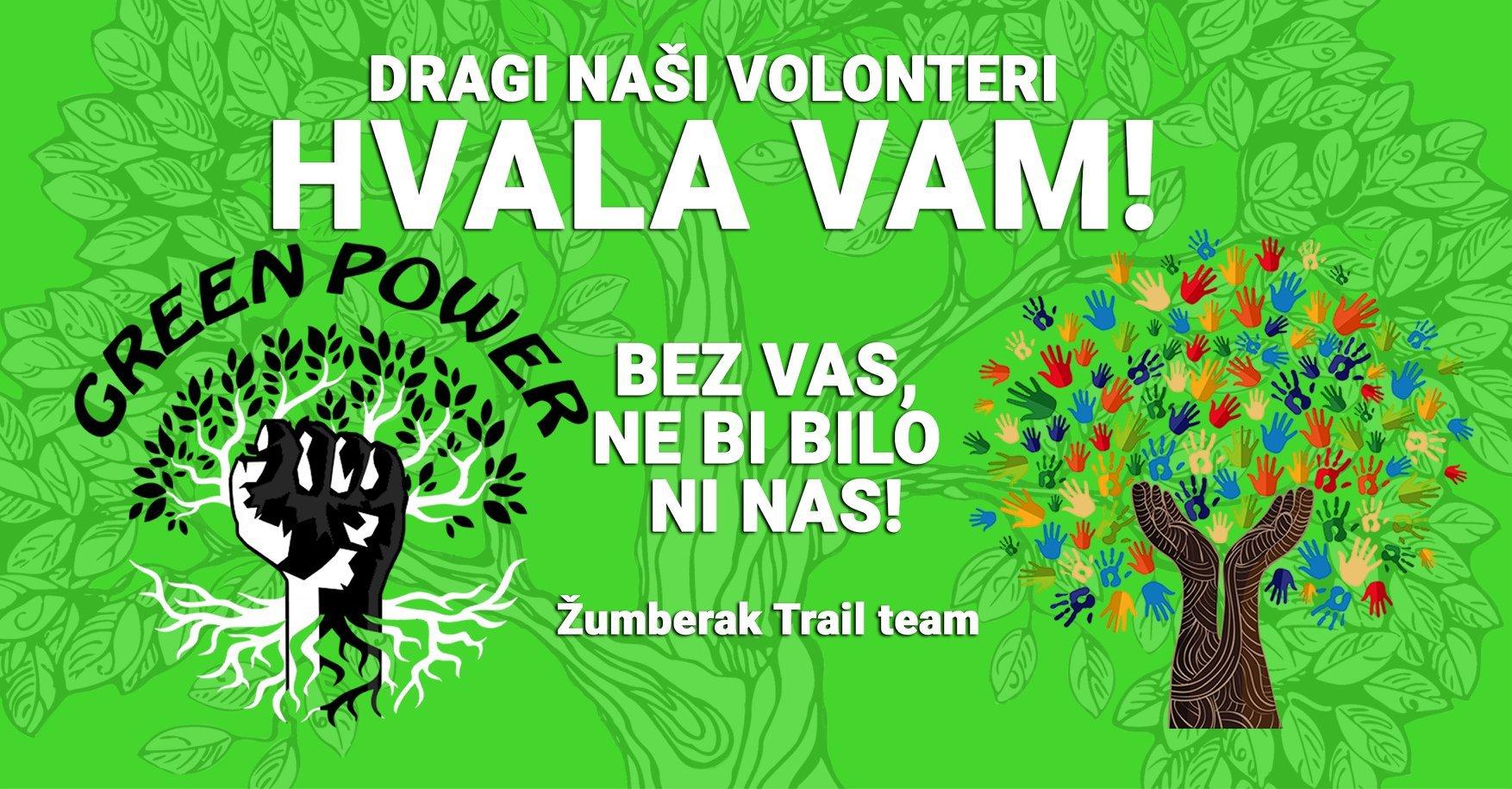 Žumberak Trail 2020 – Volonteri