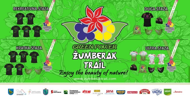 Žumberak Trail 2021 20.-21.08.2021. 11.izdanje/4. kolo Kontinentrail liga