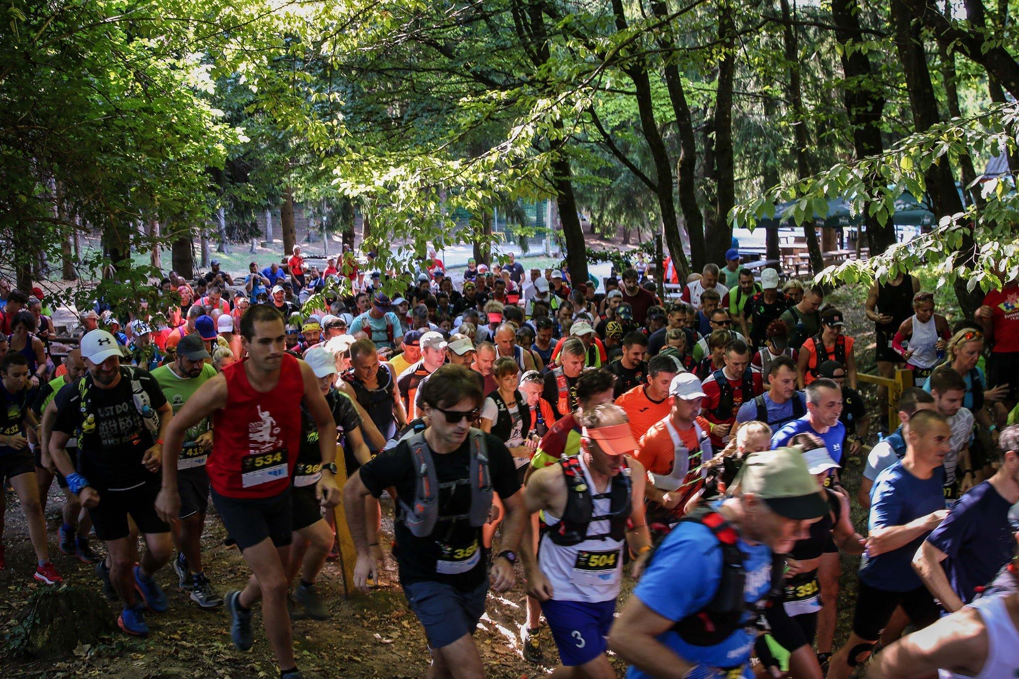 Uspješno održana međunarodna trail utrka Žumberak Trail 2021
